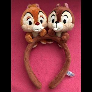 Tokyo Disney Chip & Dale Ears